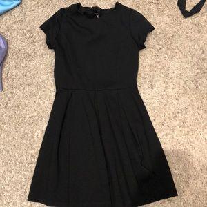 Dresses & Skirts - CLASSIC BACKLESS BLACK DRESS